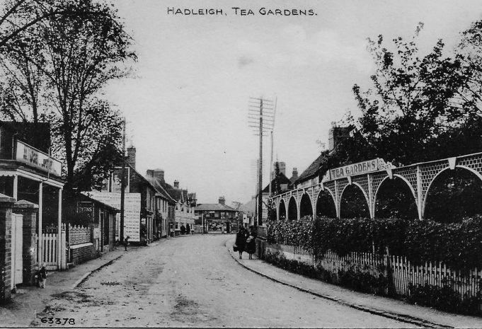 Tea Gardens, Hadleigh