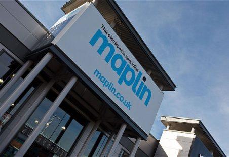 Maplin in Hadleigh