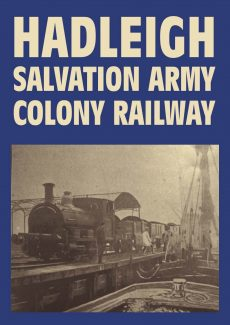 Front cover 2018 Railway Booklet