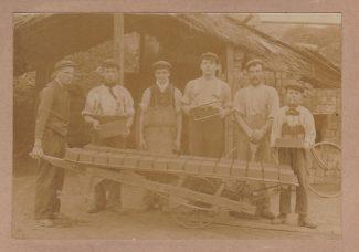 Charles Tookey 1885-1940 and Thundersley workmates