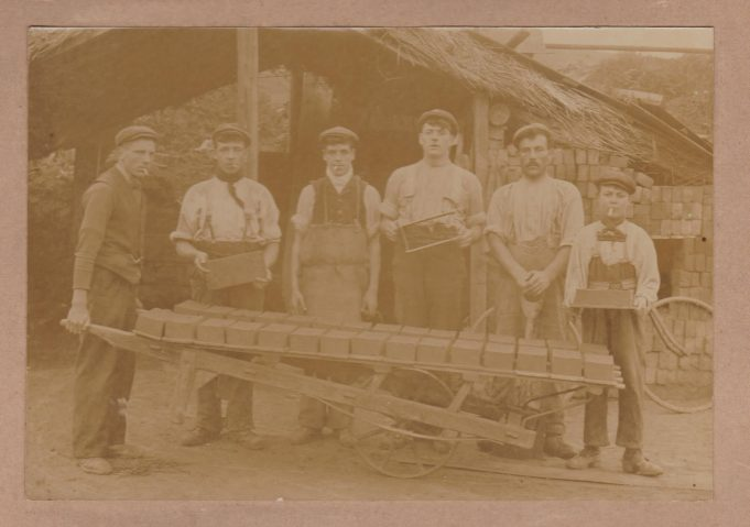 1902 approx CWT brickmakers