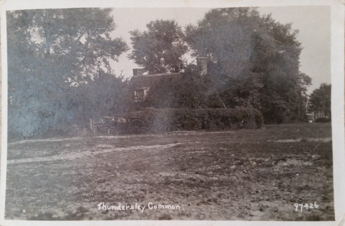 Thundersley Common, unsure of date taken..