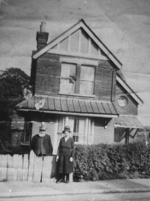 Suffolk House, Charles and Amy, c.1930