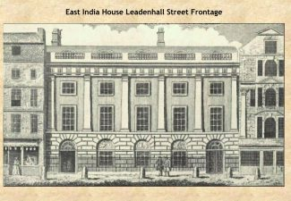 Picture H   - East India House