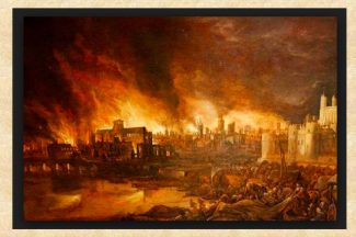 Picture 5 The Great-Fire in the City of London