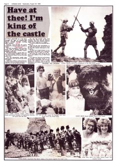 August 1985 Hadleigh Castle Fayre | Echo Newspapers