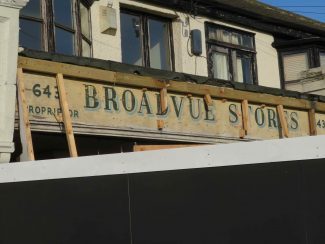 Broadvue Stores 643 London Road