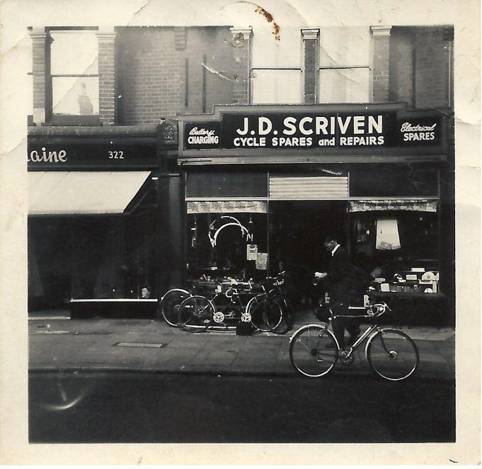 J. D. Scriven, Hadleigh? | Eamonn Burnell