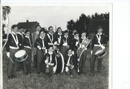 2nd Thundersley Scout Troop 1969