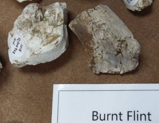 Burnt Flint
