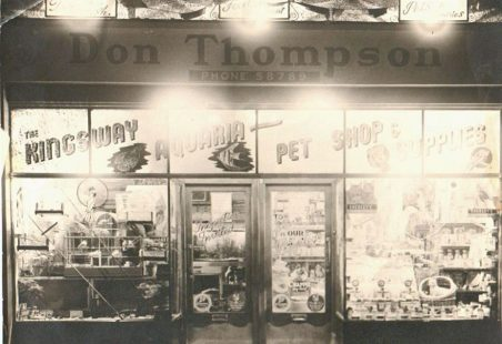 Thompson's Petshop 8 Kingsway Parade