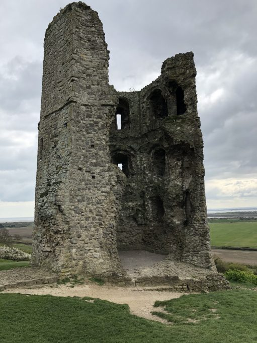 Enjoy the castle and views. | Graham Cook