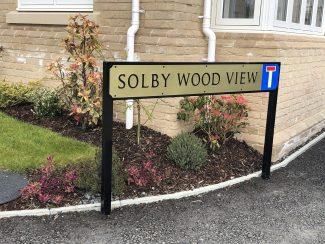 Solby Wood Farm New Housing Development