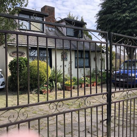 There are many interesting properties down Bramble Lane. | Graham Cook