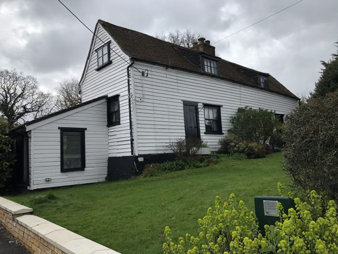 Hillside Cottage, also called O-oo Cottage. | Graham Cook