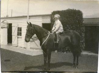 Jack Stevenson as boy