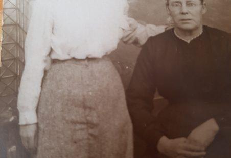 Jane Chalk? 1917