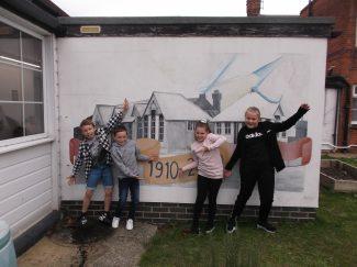 Celebrating the anniversary | Hadleigh Junior School