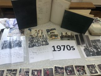 Material from the 1970s | Hadleigh Junior School