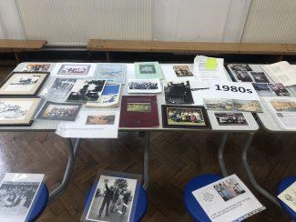Documenting the 1980s | Hadleigh Junior School