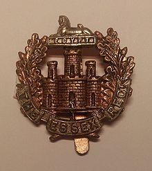 Essex Regiment Cap Badge | https://en.wikipedia.org/wiki/Essex_Regiment