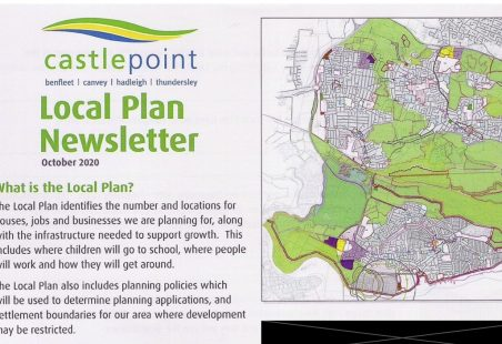 Castle Point Local Plan 2018-2033