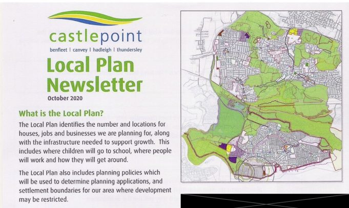 Plan Newsletter | CastlePoint Local Plan