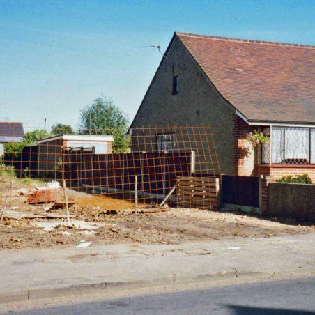 Common Approach: where the Bamber shop had been | Ralph Aldridge