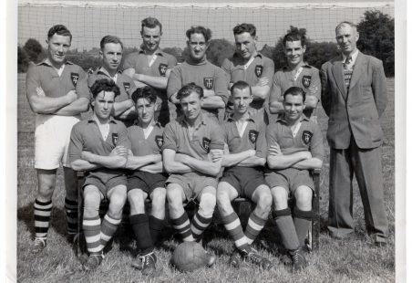 Thundersley & Hadleigh Football Club {2}