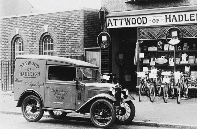 Past shops