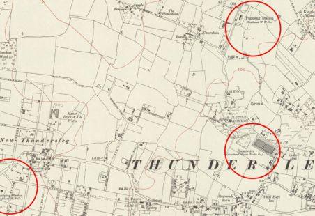 Southend Waterworks Company Houses