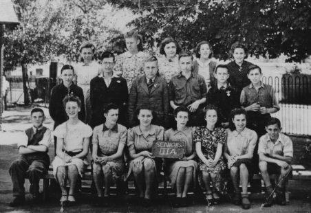 Seniors IIIA  Hadleigh Juniors 1946