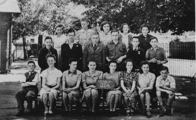 Ruth Adams at Hadleigh Juniors