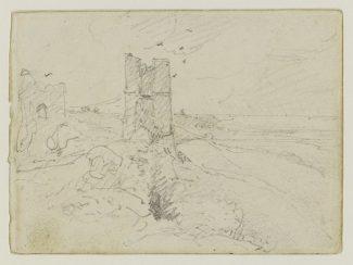 Sketch by Constable 1814 | V&A