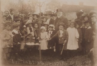 Tree Planting, October 1910, Thundersley