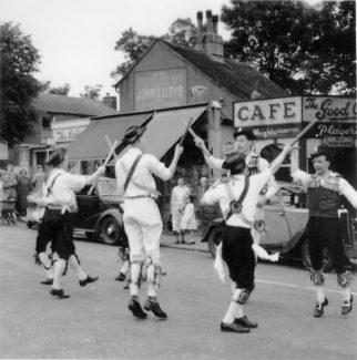 Dancing in the High Street | Mrs. Maureen Packham