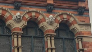 Watson Fothergill offices, George Street, Nottingham
