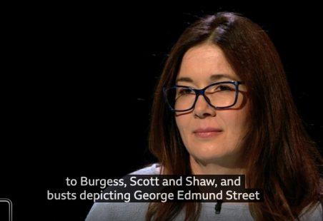 George Edmund Street on Mastermind