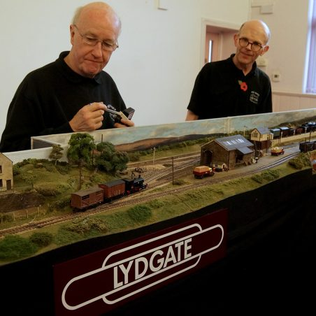 Model Railway Day at Wickford | With grateful thanks to Wickford Salvation Army