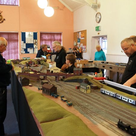 Model Railway Day at Wickford