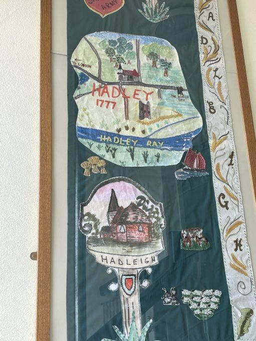The Hadleigh Olympic Banners | Team Hadleigh