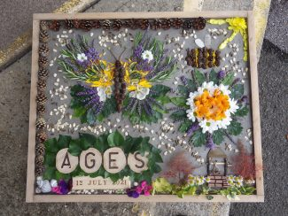 AGES AHA Prototype Well Dressing