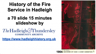 The Fire Service in Hadleigh in 15 minutes | Terry Barclay