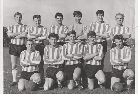 Hadleigh Athletic and other memories