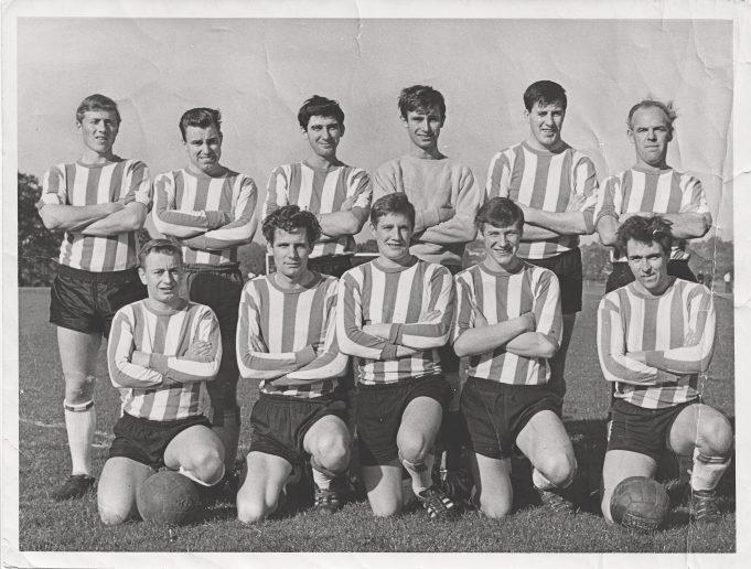 Hadleigh Athletic FC 1964-65